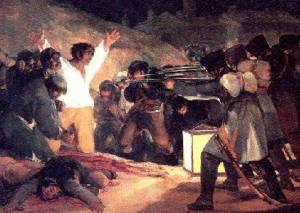 Goya-fucilazione