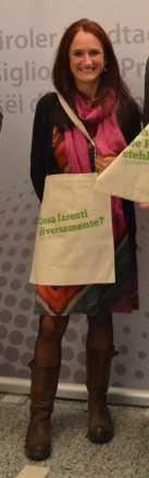 Brigitte con borsa Langer
