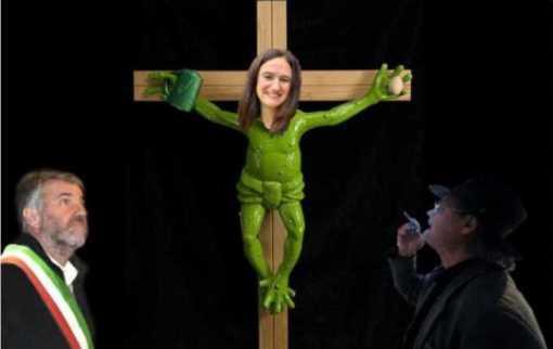 Bri am Kreuz